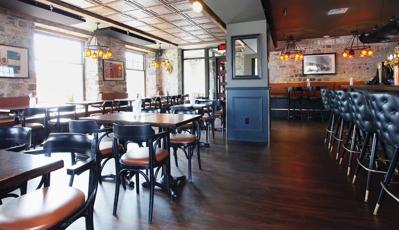 The British | Pub | Cafe | Hotel